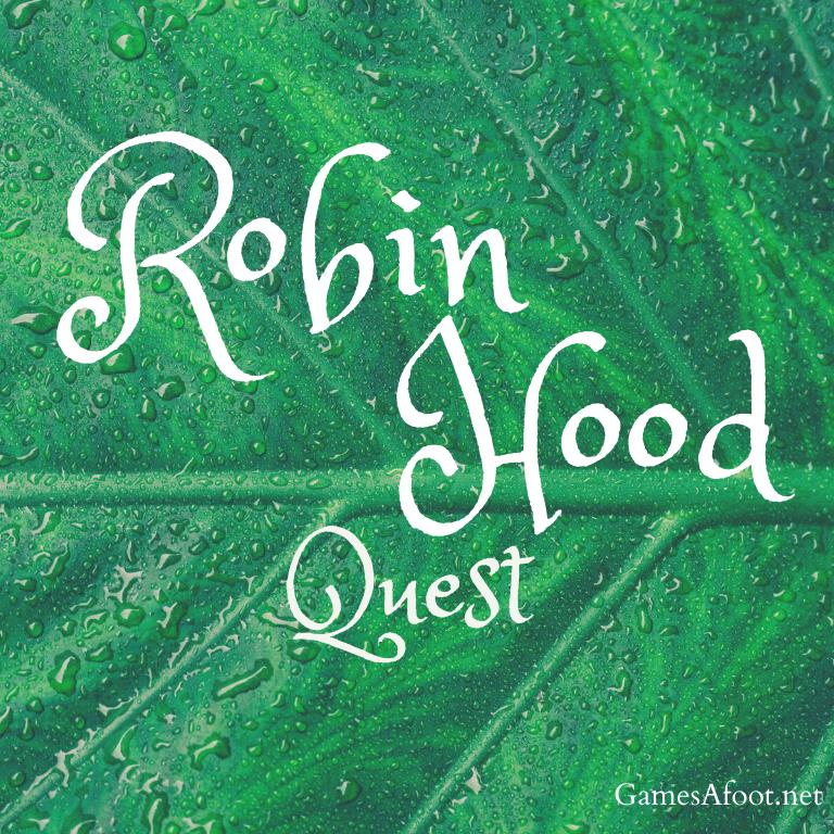 robin hood quest  games afoot