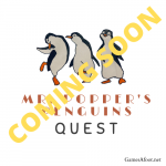 Mr P's Penguins Quest CS